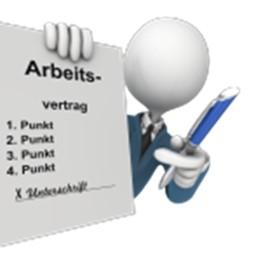 Areitsvertrag und Vereinbarungen mit dem Betriebsrat