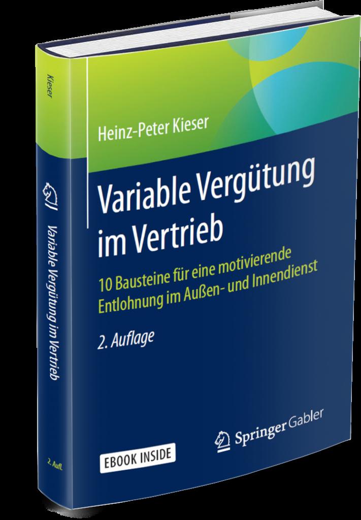 Fachbuch variable Vergütung